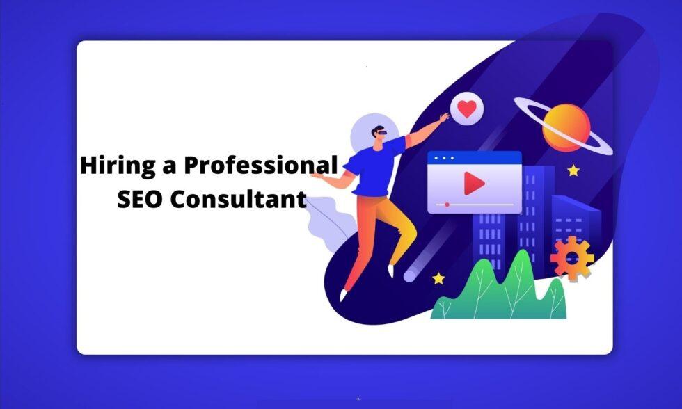 SEO Consultant uk
